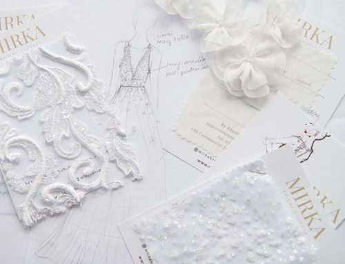 Design Your Own Bespoke Wedding Dress